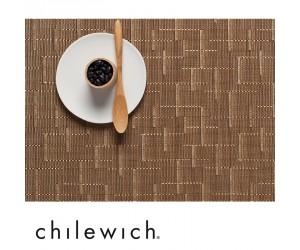 Chilewich Set Rechteckig Bamboo amber