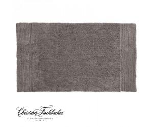 Christian Fischbacher Badeteppich Dreamtuft stone grey