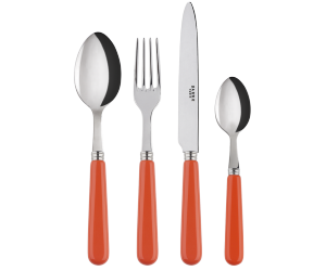 Sabre Besteckserie 'Basic' orange