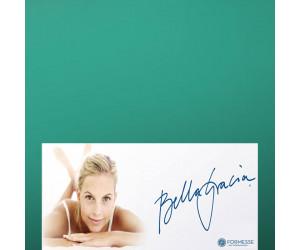 Formesse Spannbettlaken Bella Gracia aquamarin -0639