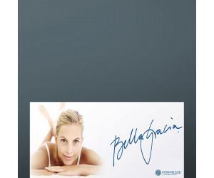 Formesse Spannbettlaken Bella Gracia blaugrau -0209