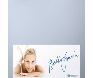 Formesse Spannbettlaken Bella Gracia himmelblau -0523