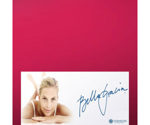 Formesse Spannbettlaken Bella Gracia magenta -0192
