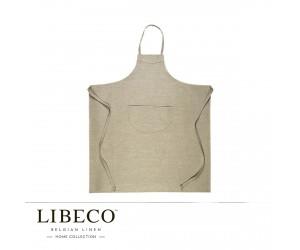 Libeco Schürze Bistro flax
