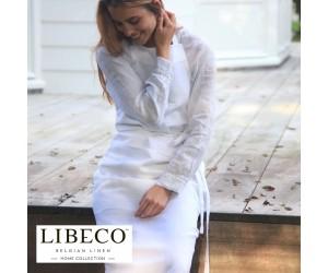 Libeco Schürze Bistro weiß
