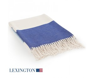 Lexington Plaid Block Stripe blau multi