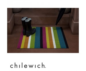 Chilewich Teppich Bold Stripe multi