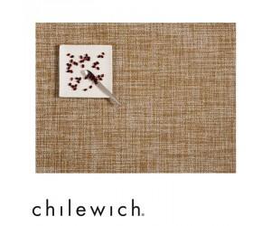 Chilewich Set Bouclé cornsilk