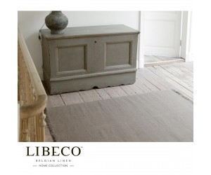 Libeco Teppich Cambridge taupe