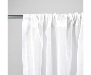 Libeco Vorhang Casper white (Tunnelzug)