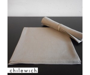 Chilewich Serviette Single cement