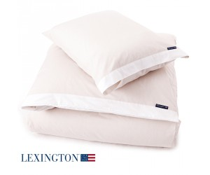 Lexington Bettwäsche Chambray beige
