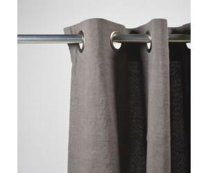 Libeco Vorhang Chester dark grey (Ring)