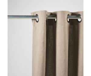 Libeco Vorhang Chester taupe (Ring)