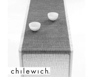 Chilewich Läufer Lattice caviar