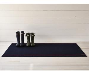 Chilewich Fußmatte Simple Stripe Shag blau/rot