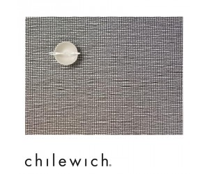 Chilewich Tischset Lattice caviar