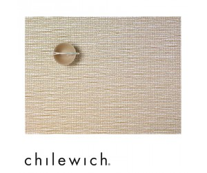 Chilewich Tischset Lattice gold