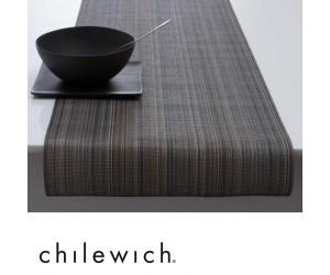 Chilewich Läufer Multi Stripe braun/beige (harvest)