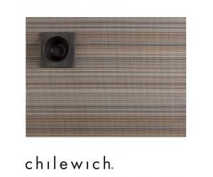 Chilewich Tischset Multi Stripe braun/beige (harvest)