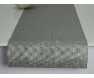 Chilewich Tischläufer Mini Basketweave aloe -001 (36x183 cm)
