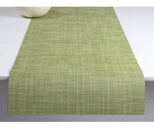 Chilewich Tischläufer Mini Basketweave dill -008 (36x183 cm)