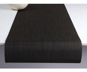 Chilewich Tischläufer Mini Basketweave espresso -009 (36x183 cm)