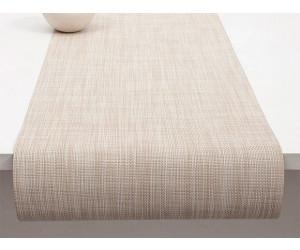 Chilewich Tischläufer Mini Basketweave parchment -016 (36x183 cm)