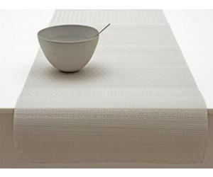 Chilewich Tischläufer Mixed Weave dew (36x183 cm)