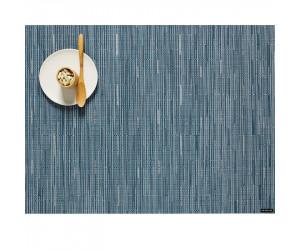 Chilewich Tischset Bamboo rechteckig rain