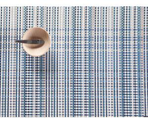 Chilewich Tischset Grid rechteckig blau