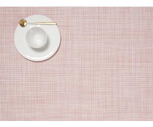 Chilewich Tischset Mini Basketweave rechteckig blush