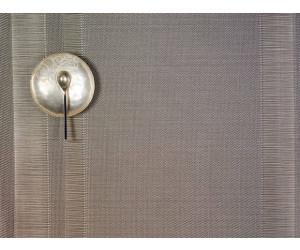 Chilewich Tischset Tuxedo Stripe rechteckig silver