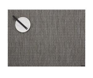 Chilewich Tischset Rechteckig Wabi Sabi silber -002 (36x38 cm)