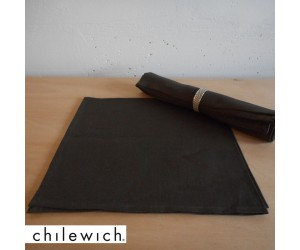 Chilewich Serviette Single chocolate