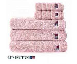 Lexington Handtuch Original light rosé