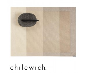 Chilewich Tischset Color Tempo ivory (cream)