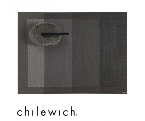 Chilewich Tischset Color Tempo grau (slate)