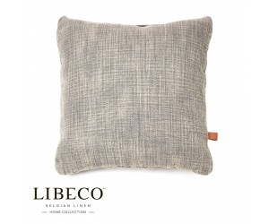 Libeco Dekokissen Construction petrol washed