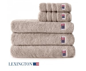 Lexington Handtuch Original tan