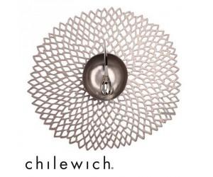 Chilewich Tischset Dahlia gunmental