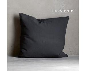 Tine K Home Dekokissenbezug Deco Plain phantom quadratisch