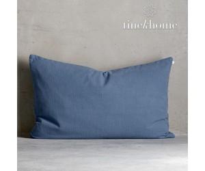 Tine K Home Dekokissenbezug Deco Plain azul rechteckig