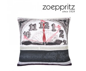 Zoeppritz Jacquardkissen Mickey Clock