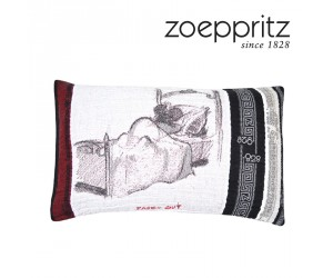 Zoeppritz Jacquardkissen Mickey Fade Out-990