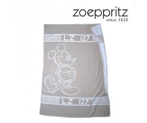 Zoeppritz Decke Mickey Hero smoke-840