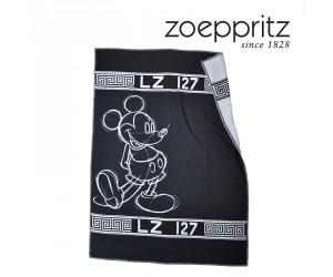 Zoeppritz Decke Mickey Hero schwarz-980