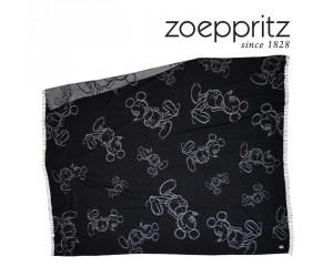 Zoeppritz Jacquardplaid Mickey Must schwarz-980