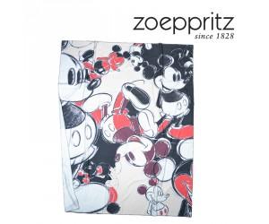 Zoeppritz Decke Mickey Soft Camouflage-990