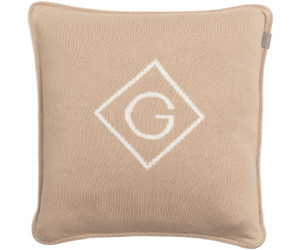 Gant Dekokissenbezug G Knit Coshion beige